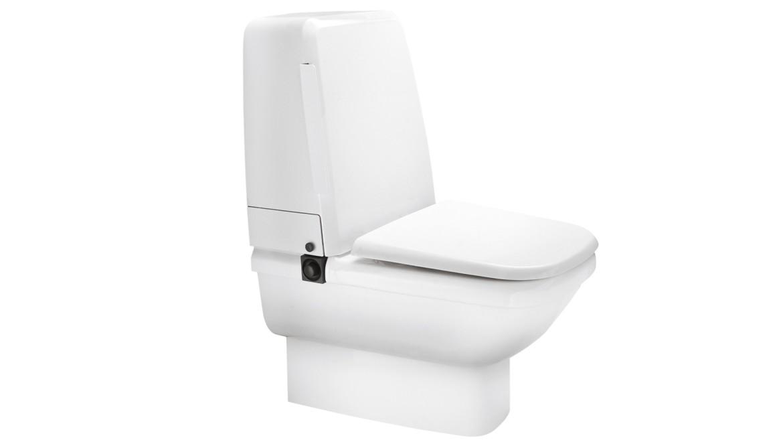 Balena - het eerste douchewc-systeem van Geberit