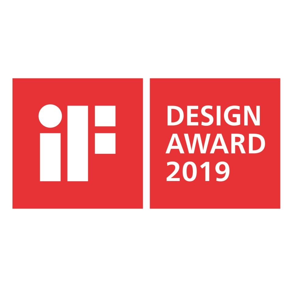 iF DESIGN AWARD 2019 for Geberit AquaClean Sela
