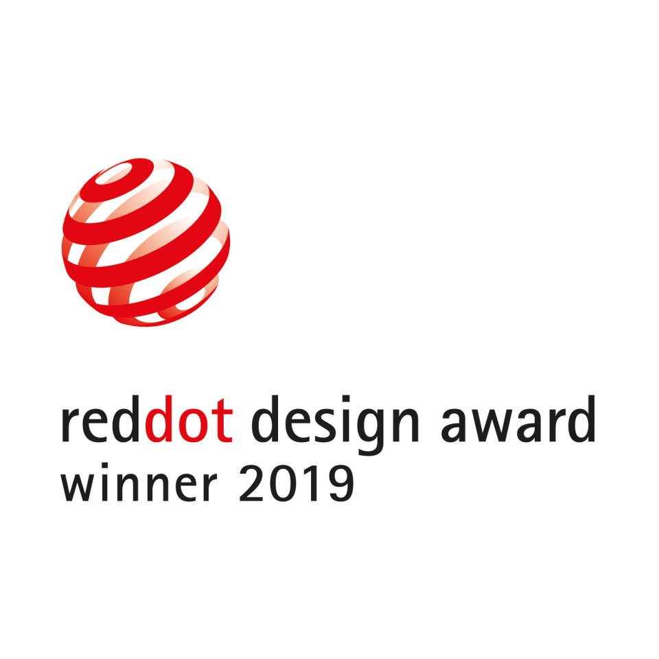 Red Dot Design Award 2019 for Geberit AquaClean Sela