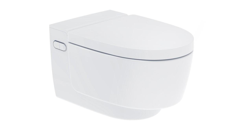 Dusch-WC Geberit AquaClean Mera Classic weiss