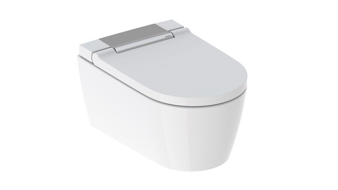 Geberit AquaClean Sela shower toilet