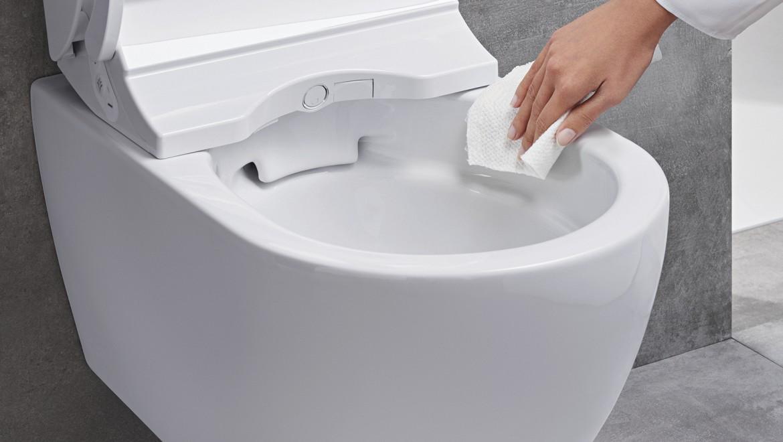 Geberit AquaClean Tuma WC misa Rimfree