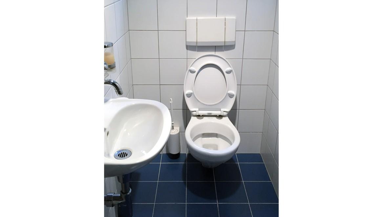 Badeværelse inden renovering